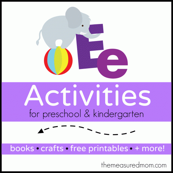 10+ images about Letter E on Pinterest | Preschool activities ...