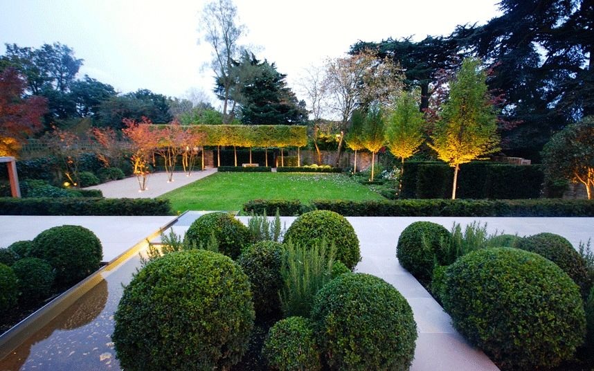 Garden Design Hedges beautiful winning gardens from the sgd awards: in pics | gardens