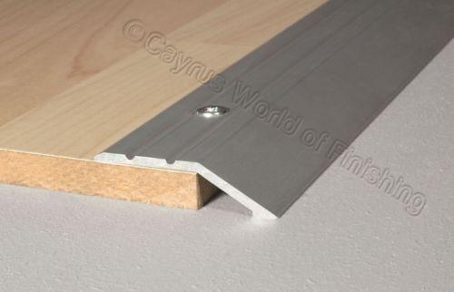 Details About 2 7m Anodised Aluminium Door Floor Bar Edging Trim