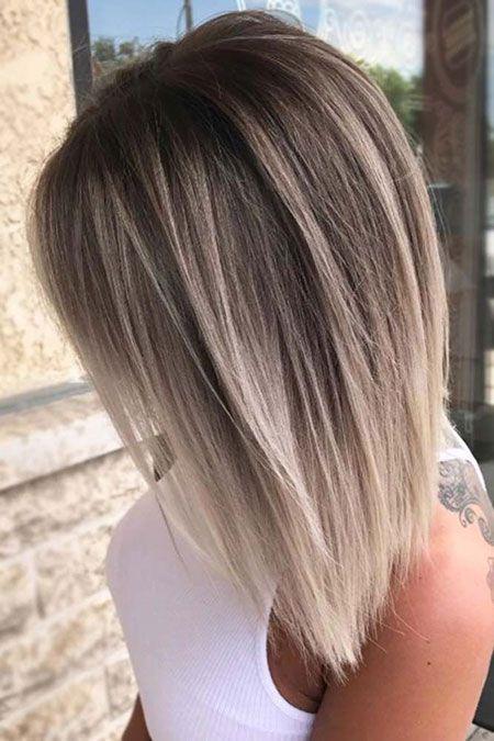 23 Lange Umgekehrte Bob Frisuren Bob Frisur Frisuren Haarschnitt