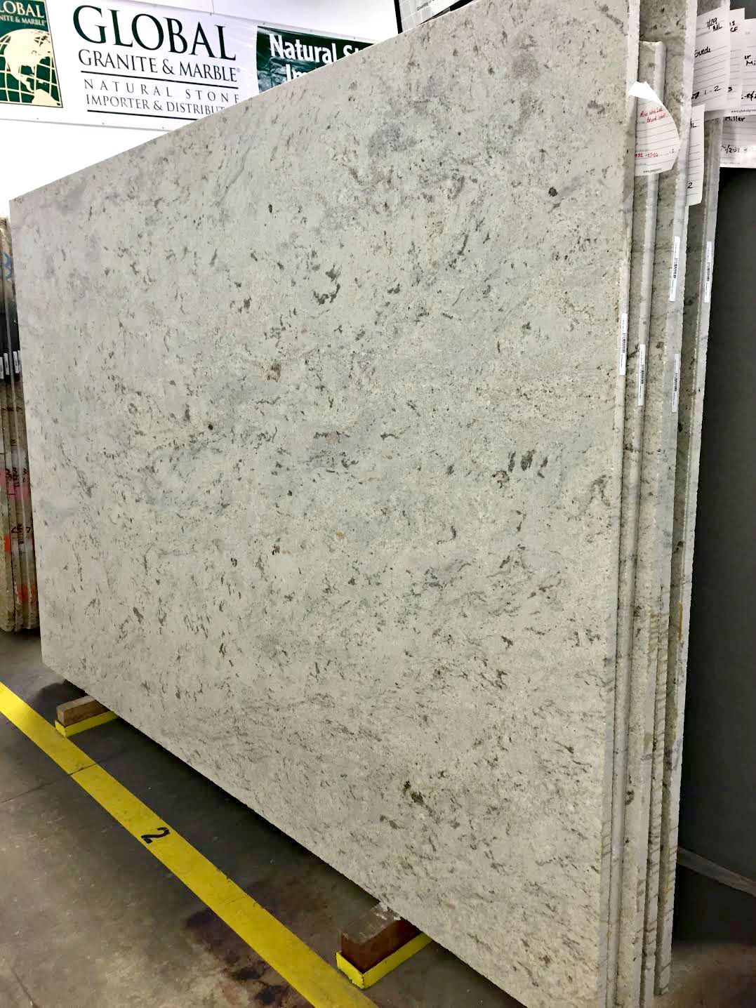 White granite that looks like calcutta marble - Stone Counters That Look Like Marble And My Pick
