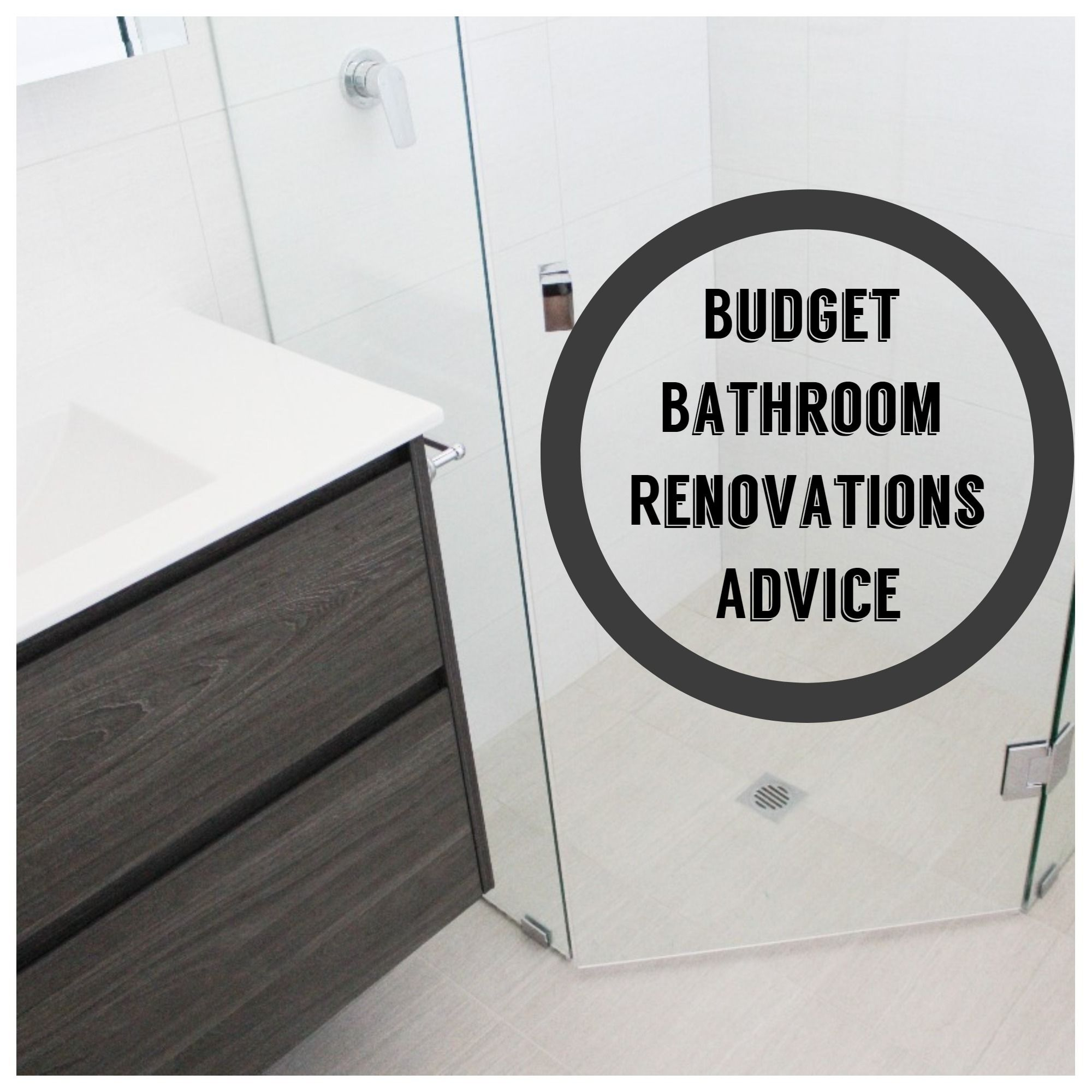 budget bathroom renovations perth budget bathroom advice tips
