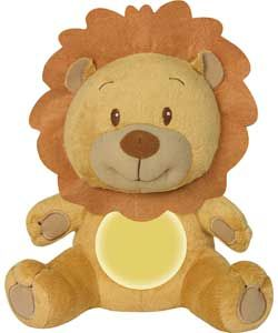 Summer Infant Lullaby Soothers Rory the Lion Light.