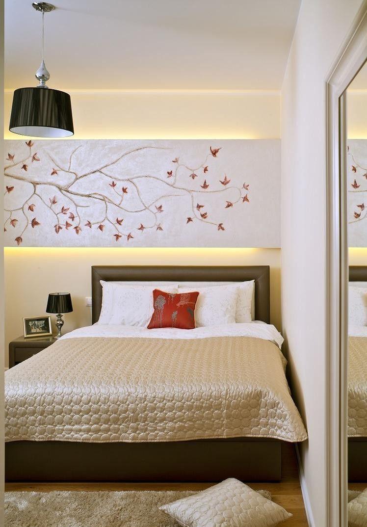 27 schlafzimmer deko ideen spiel mit farben mit bildern