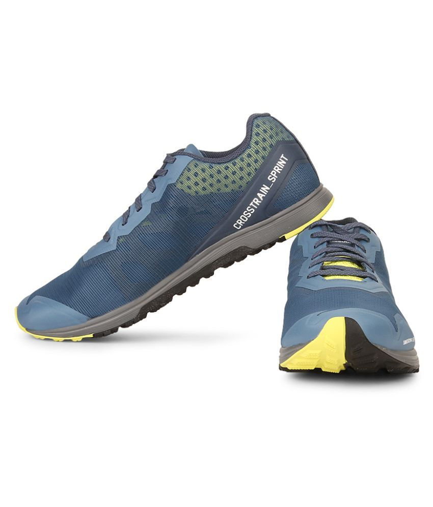 Reebok Crosstrain Sprint 3.0 Blue Training Shoes