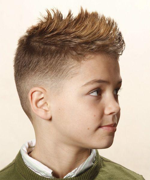 boys haircuts straight hair - photo #44