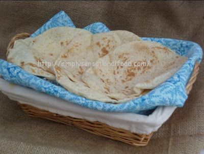 how to make flat pita bread