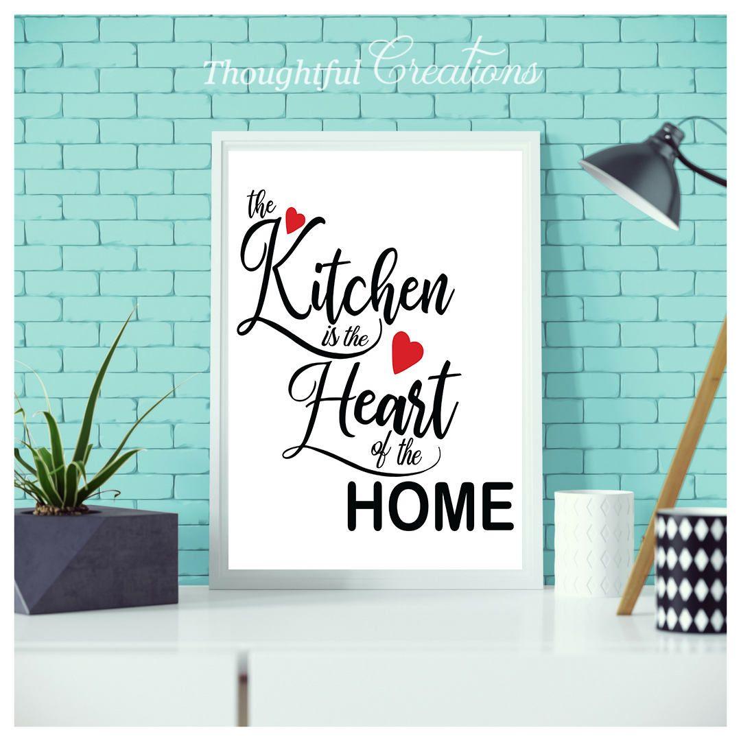 Kitchen Decor, Home Decor, Kitchen Wall Art, Kitchen Poster, Kitchen ...