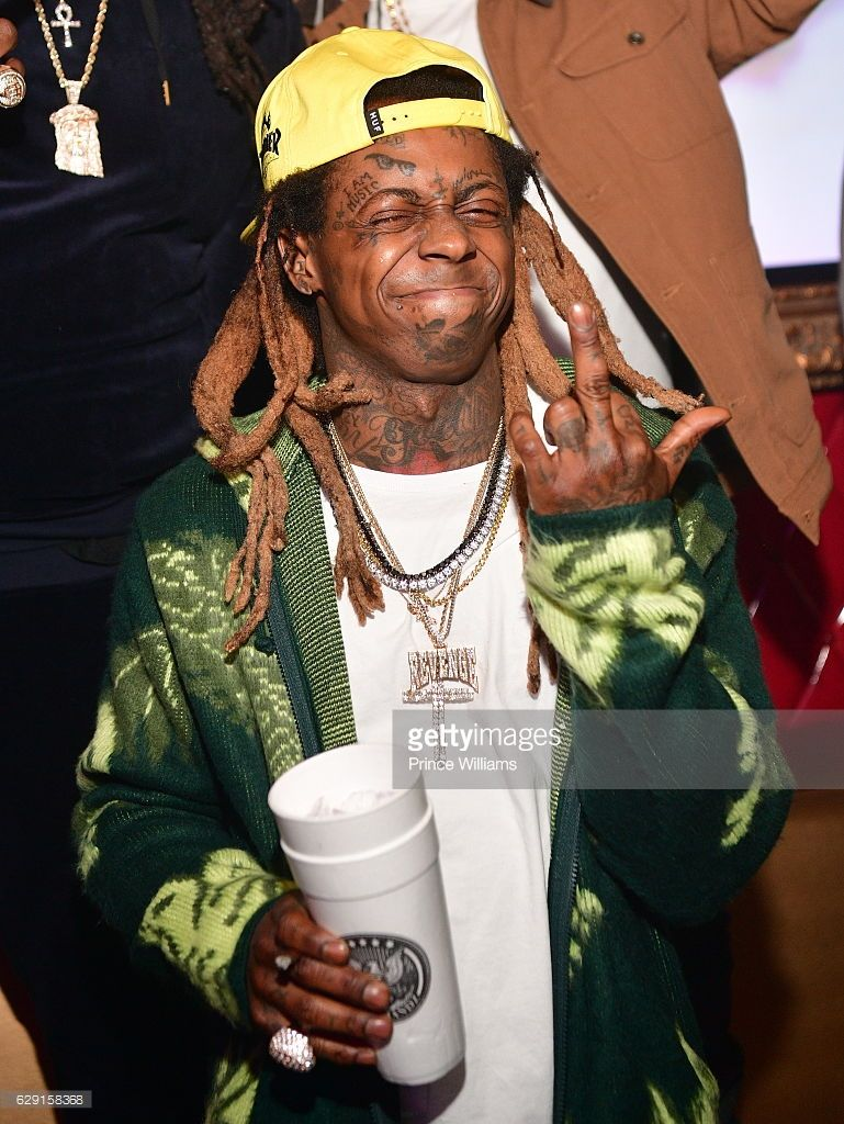 Lil Wayne attends the concert after party Featuring Jeezy Wayne at Compound  on December 11 14ef2b3126