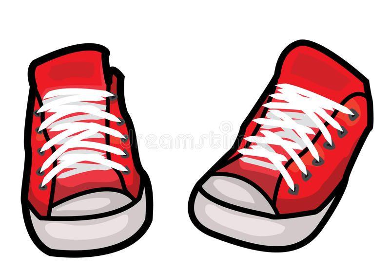 Shoes Illustration Vector Illustration Of A Pair Of Red Shoes Aff Vector Illustration Shoes Shoes In 2020 Shoes Illustration Shoes Clipart Cartoon Shoes
