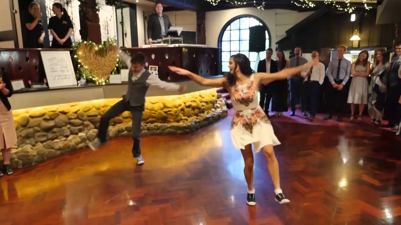 Swing wedding dance amazing the jungle book wedding stuff