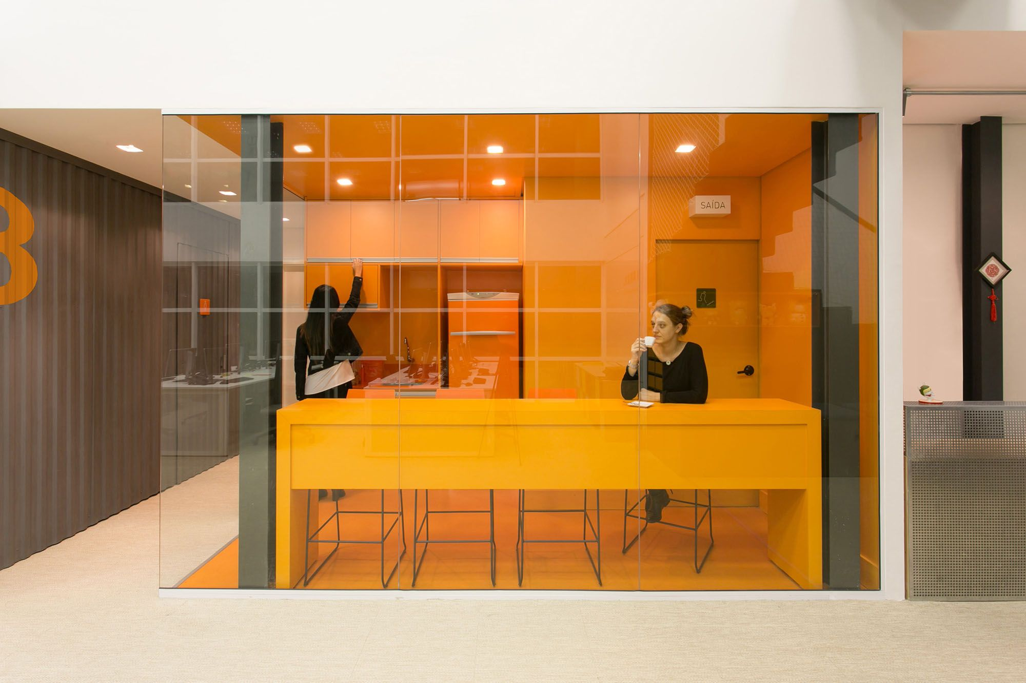 Xiaomi Brasil Office By Arkiz