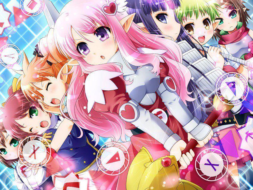 Pin by Xara Tiara on manga magic Baka and test, Anime