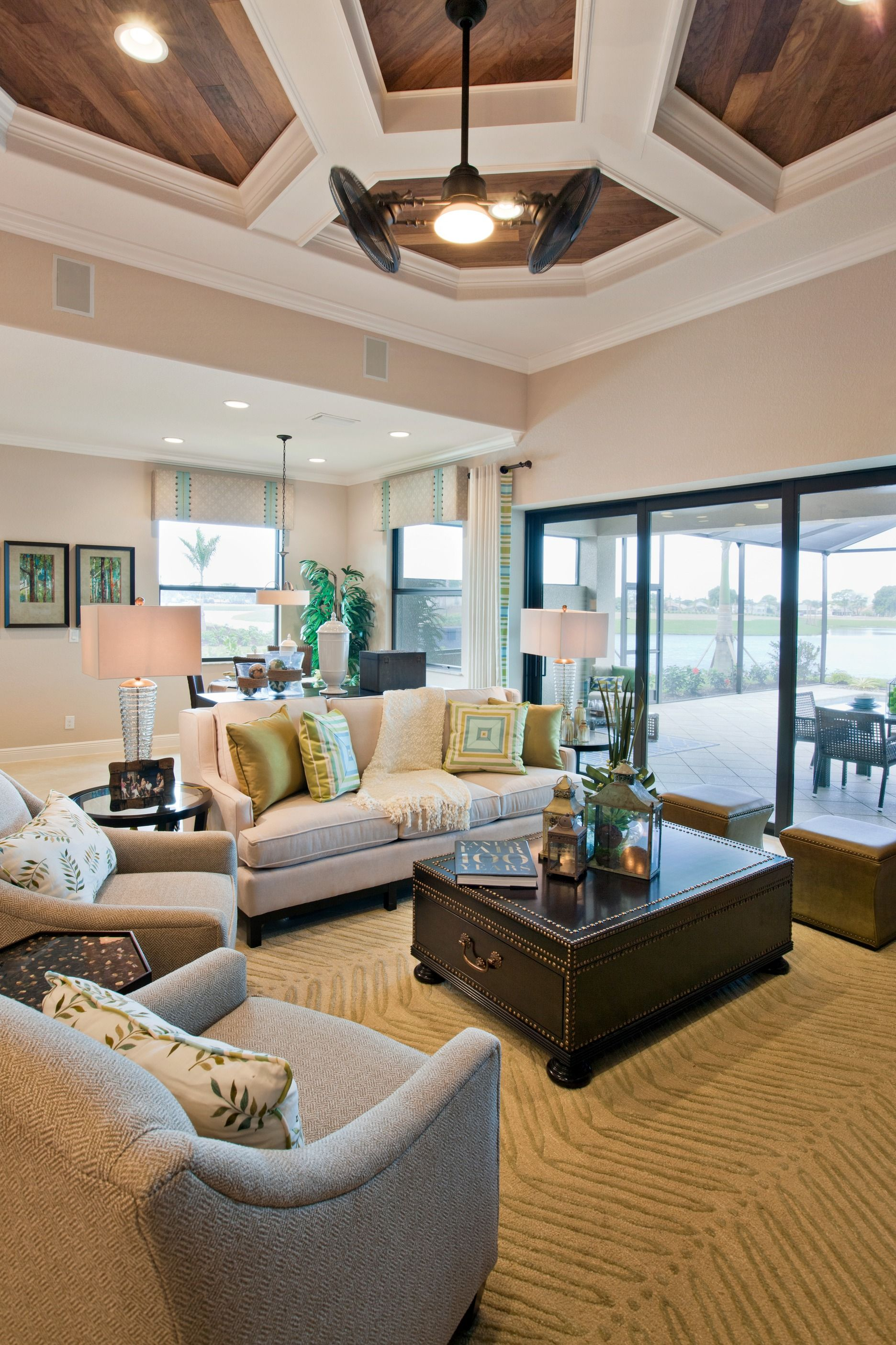 Family Living Room Design: Turn Your Family Room Into A Creative Space By Adding A