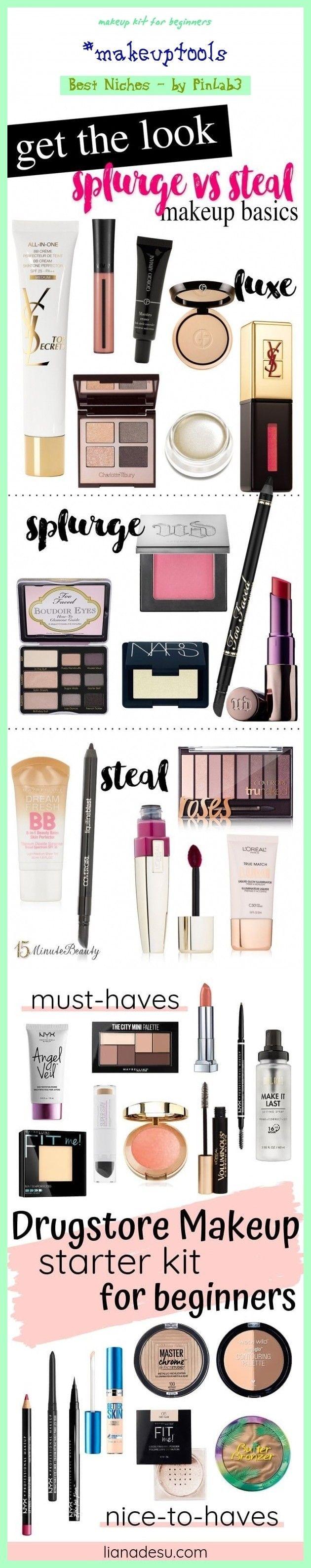 Makeup kit for beginners makeup beginners MakeupKit