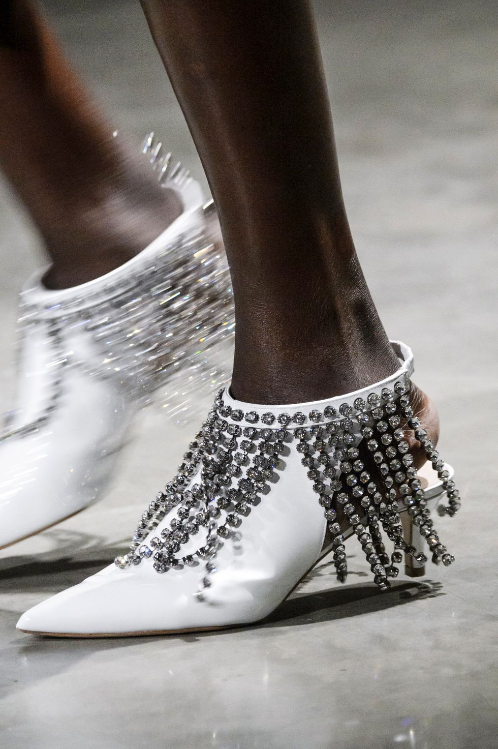 The Hottest Spring 2018 Shoes From The Runways | Fire In ...
