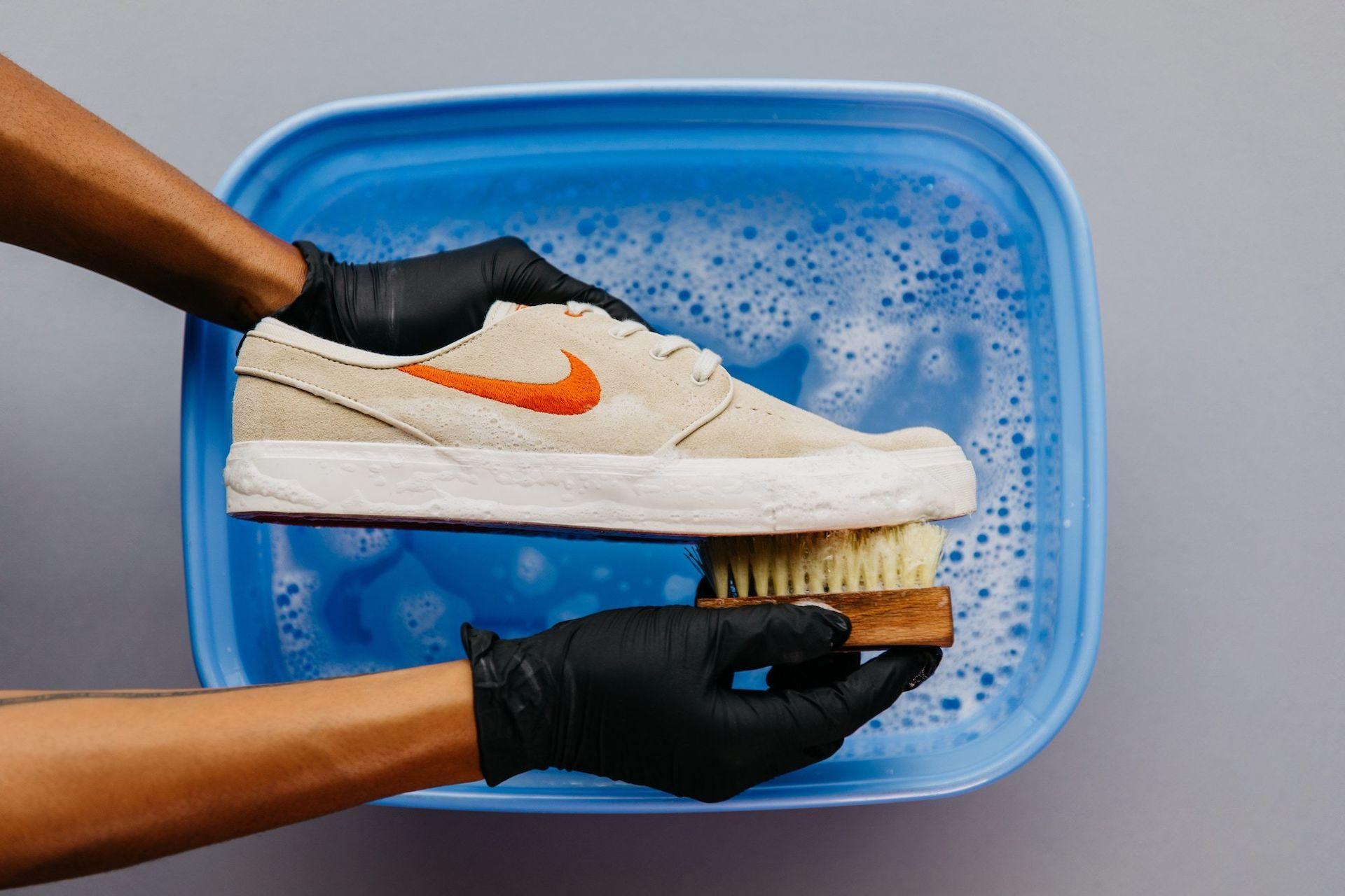 Clean shoes, Nike, Nike shoes