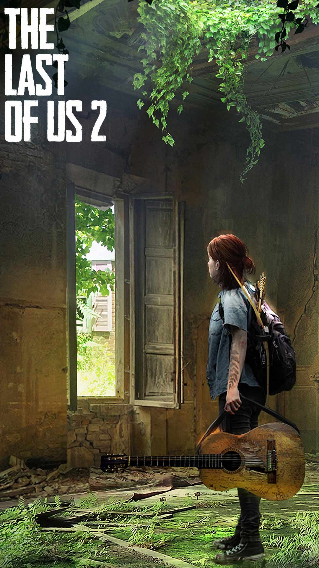 The Last Of Us Part 2 Wallpaper Hd Phone Backgrounds Ps4 Game Art Poster On Iphone Android The Last Of Us Last Of Us Part 2 Wallpaper Ellie The Last Of Us