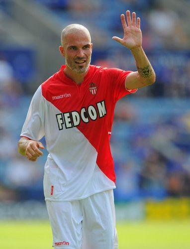 Maillot Domicile AS Monaco Andrea RAGGI