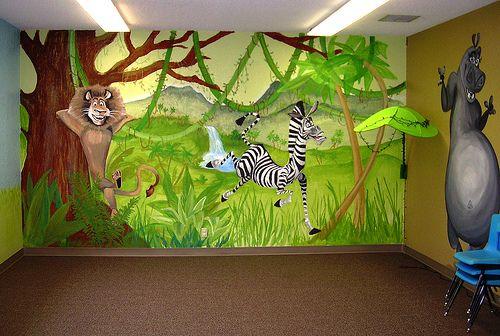 Madagascar Jungle Room