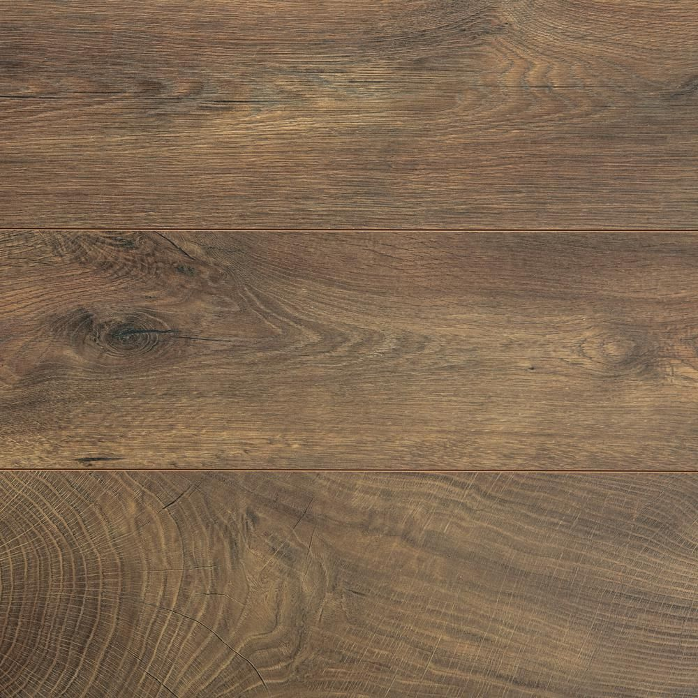 Home Decorators Collection Pinecliff Oak 12 Mm Thick X 6 1 4 In Wide X 54 7 16 In Length Laminate Flooring 16 57 Sq Laminate Flooring Flooring Wood Laminate