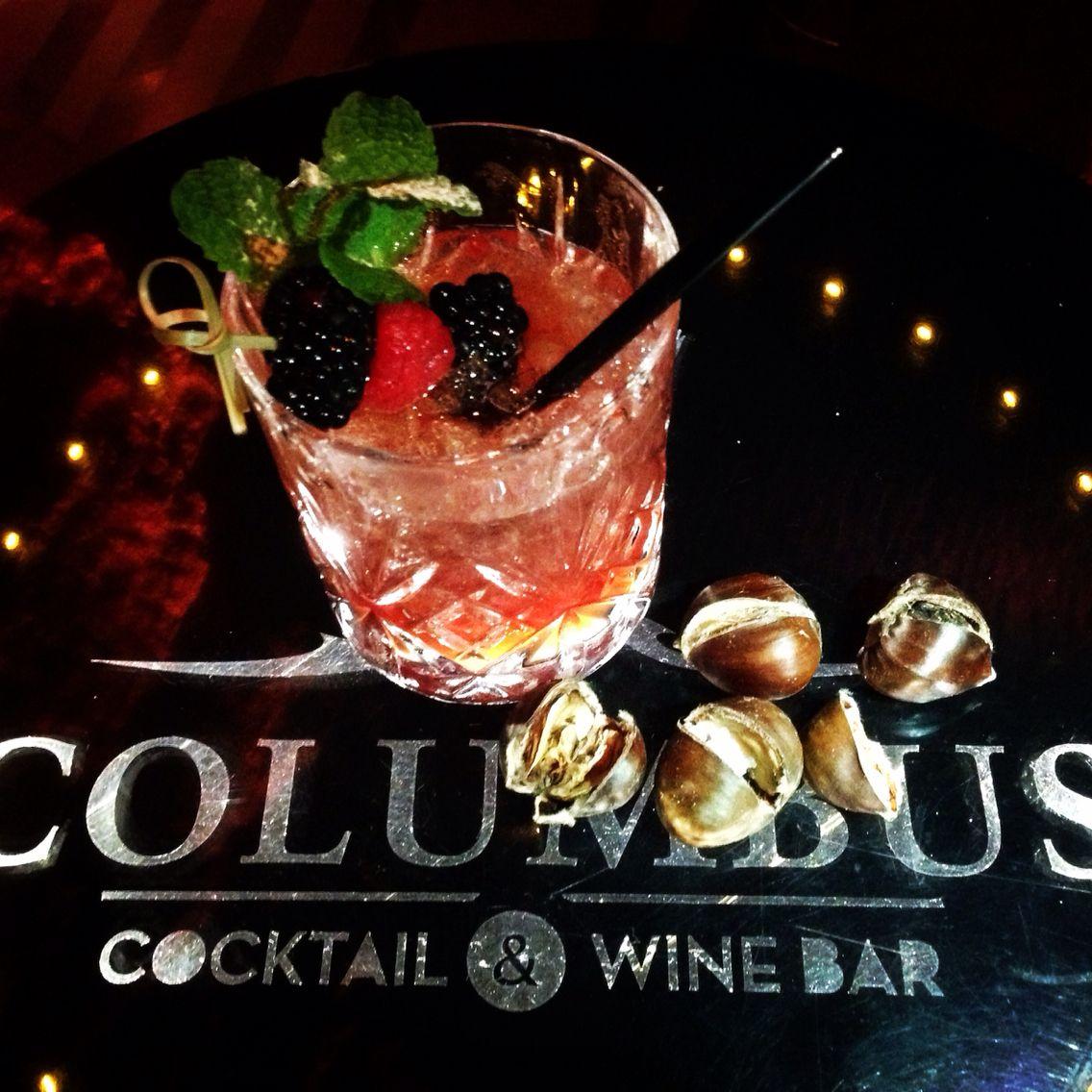 Columbus Faro Cocktails Columbus Punch Bowls