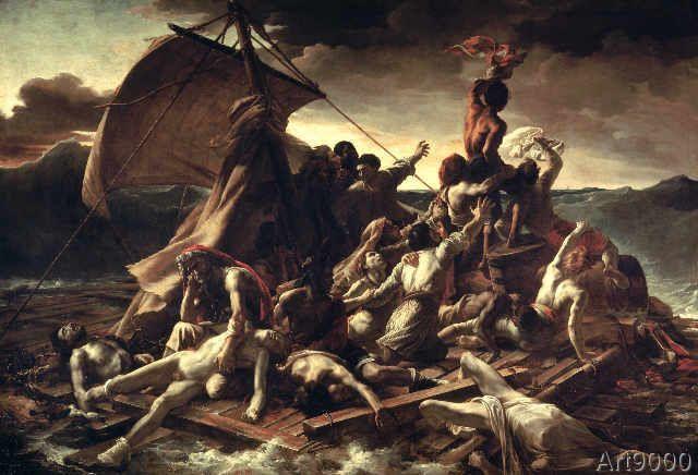 Théodore Géricault - Géricault / Raft of the Medusa
