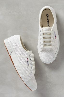 109647934 Superga Crochet Sneakers White 8. Sneakers on shopstyle.com ...