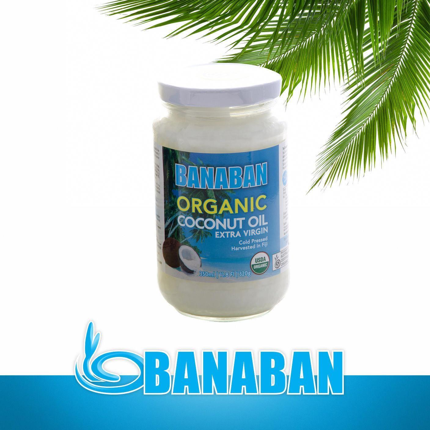Banaban Certified Organic Extra Virgin
