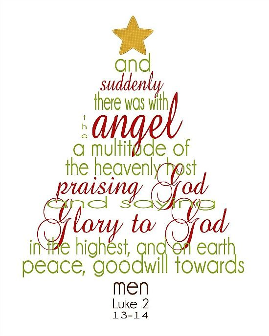 simply klassic home christmas scripture word tree printable would be a lovely idea for a simple christmas card or canvas decoration piece - Coloring Christmas Cards 2