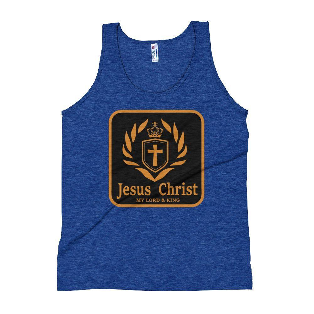 Unisex Tank (Jesus Christ the LORD)