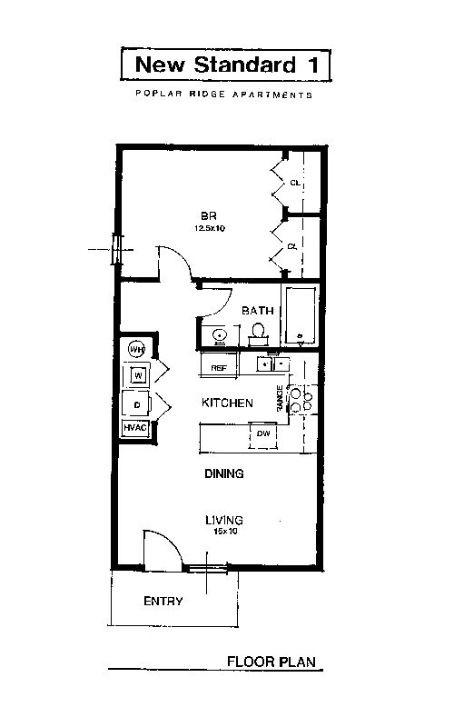 top one bedroom apartment plans. The amusing picture below  is other parts of 1 Bedroom Luxury Apartment Floor Plans write