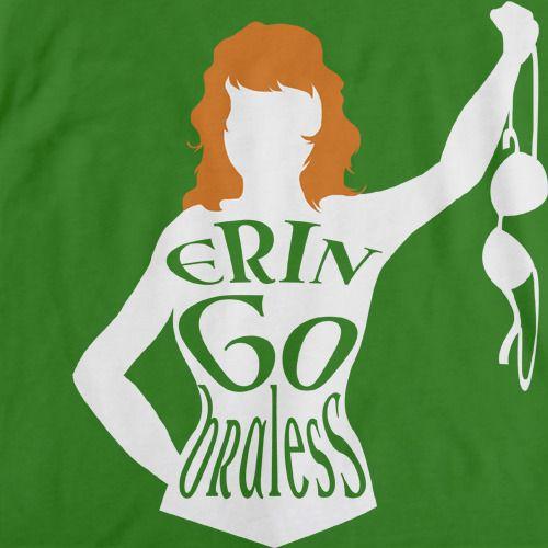 erin go braless - Google Search