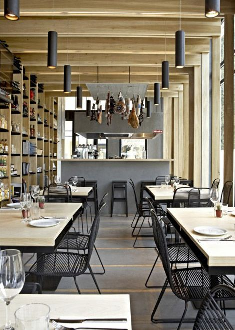 Cosy Modern And Stylish Restaurant Interior Design Ideas