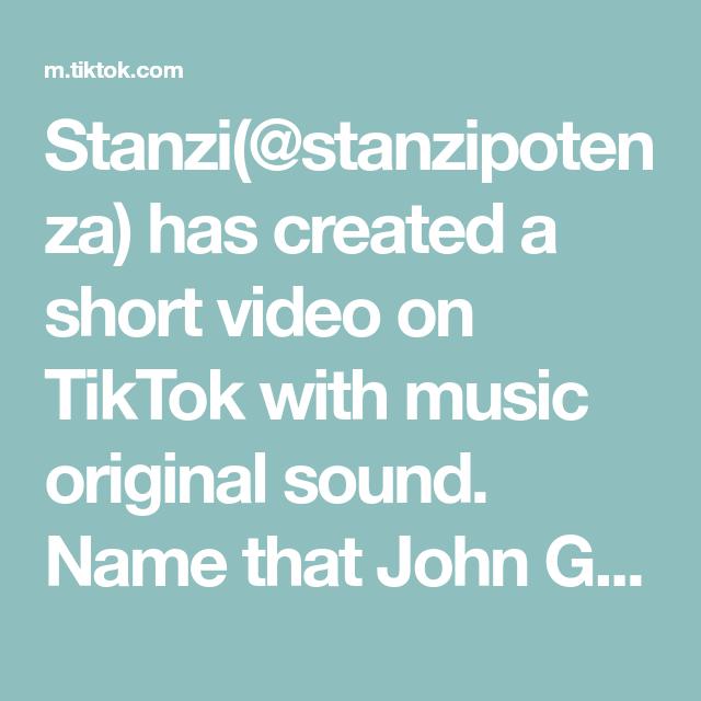 Stanzi Stanzipotenza Has Created A Short Video On Tiktok With Music Original Sound Name That John Green Novel Mo The Originals Signature Ideas Teacher Tech