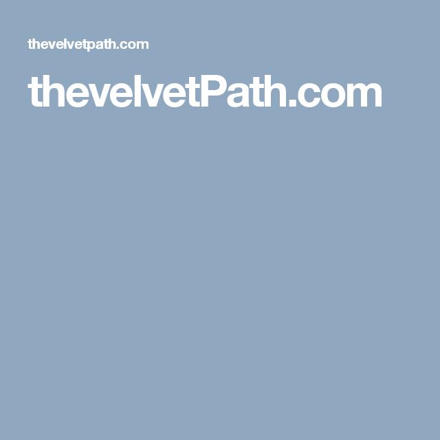 thevelvetPath.com
