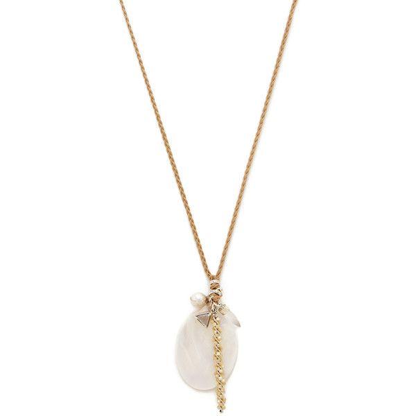 Chan Luu Shell Charm Necklace bNJpfzum
