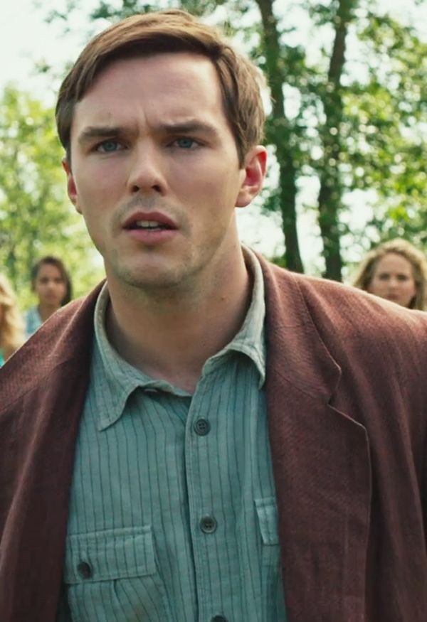 Hank Mccoy Beast Nicholas Hoult In X Men Apocalypse 2016 Nicholas Hoult Actors Celebrities