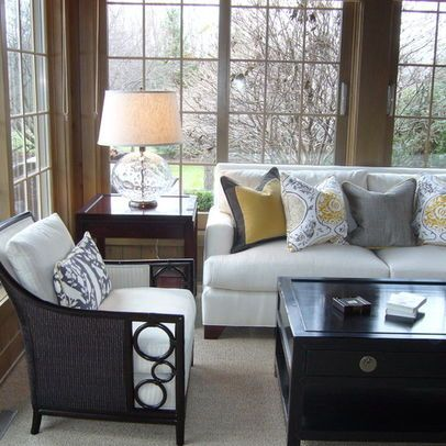 Contemporary Home sunroom Design Ideas, Pictures, Remodel and Decor