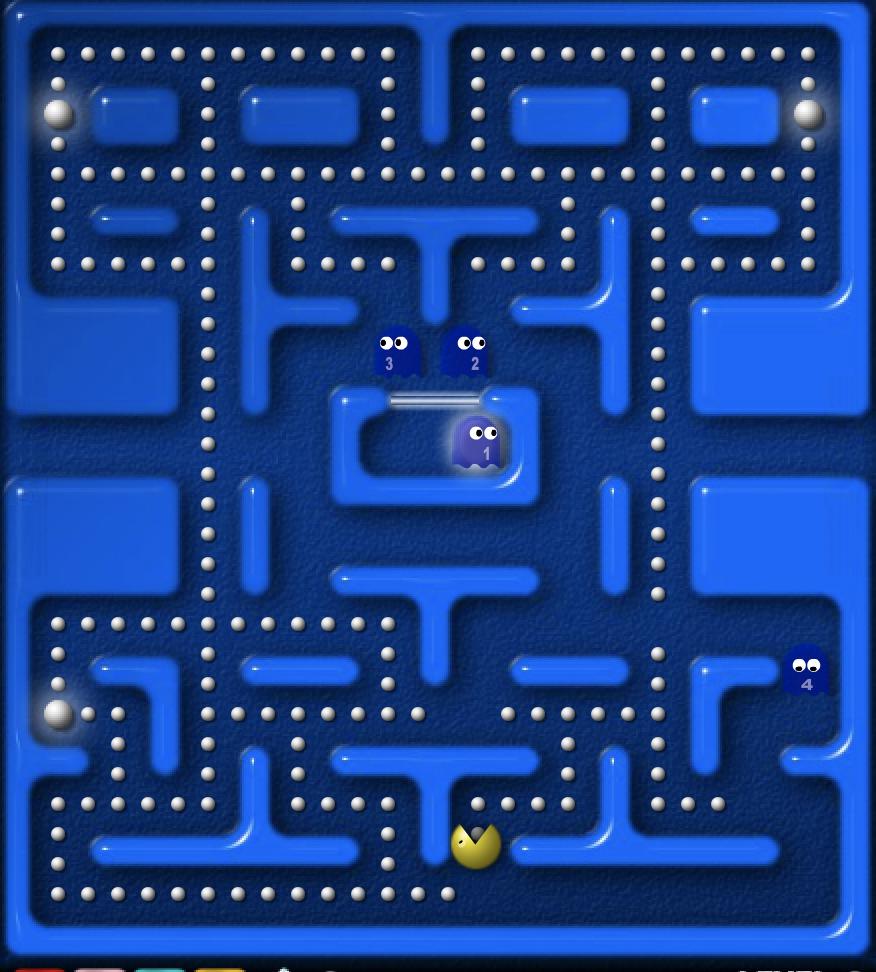 Pacman Games panosundaki Pin