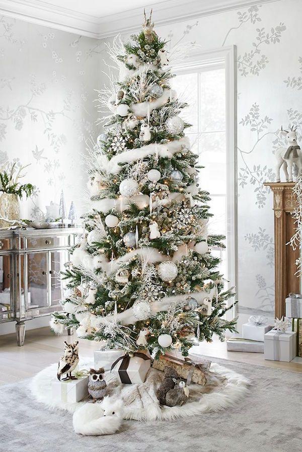 Ideas para decorar el árbol de Navidad 2019