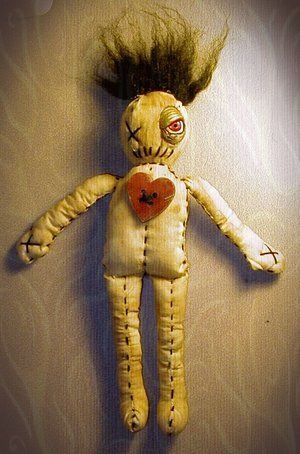 Voodoo Doll Costume on Pinterest | Voodoo Dolls, Voodoo ...