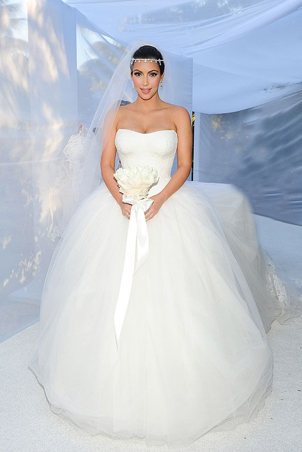 Photo of These Are the Most Stunning Celebrity Wedding Dresses of All Time
