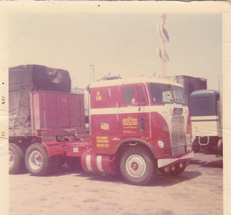 1972 Freightliner 290 Cummins Vintage Trucks Freightliner Trucks