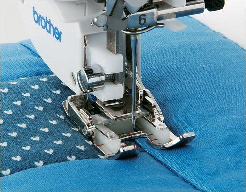 Brother Open Toe Walking Foot Brother Http Www Amazon Com Dp B001uysi8g Ref Cm Sw R Brother Sewing Machines Sewing Machine Feet Beginner Sewing Projects Easy