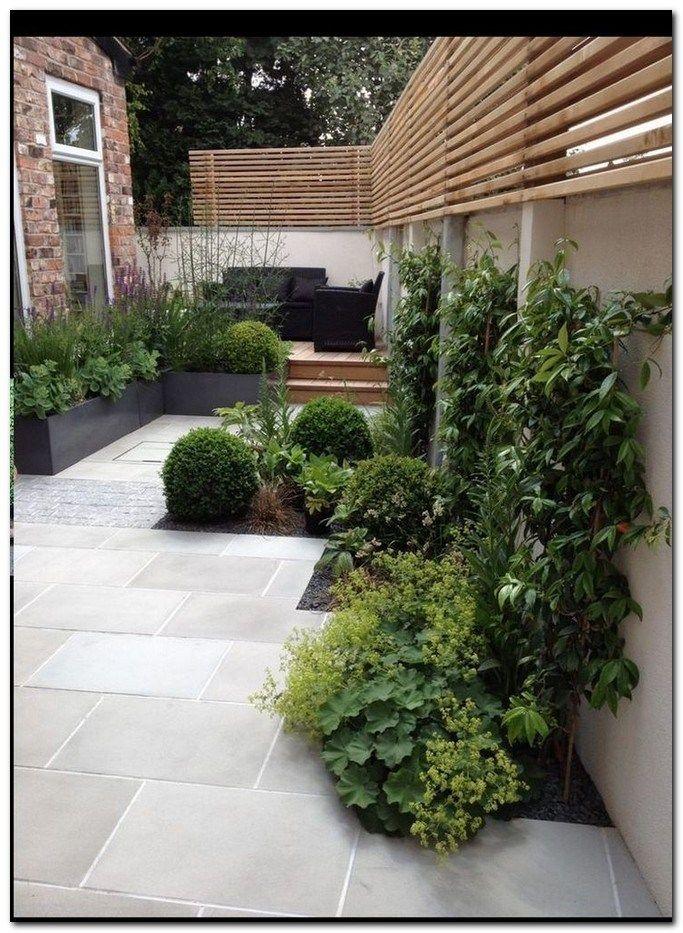 40+ impressive backyard landscaping ideas on a budget 7 ... on Courtyard Ideas On A Budget id=78898