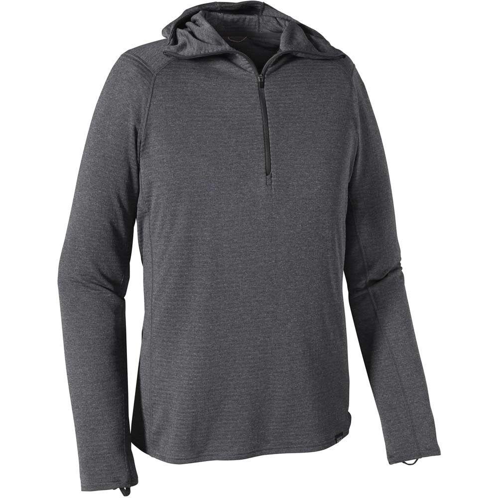 Patagonia CAPILENE Long Sleeve Sweat Shirt with Zipper XL