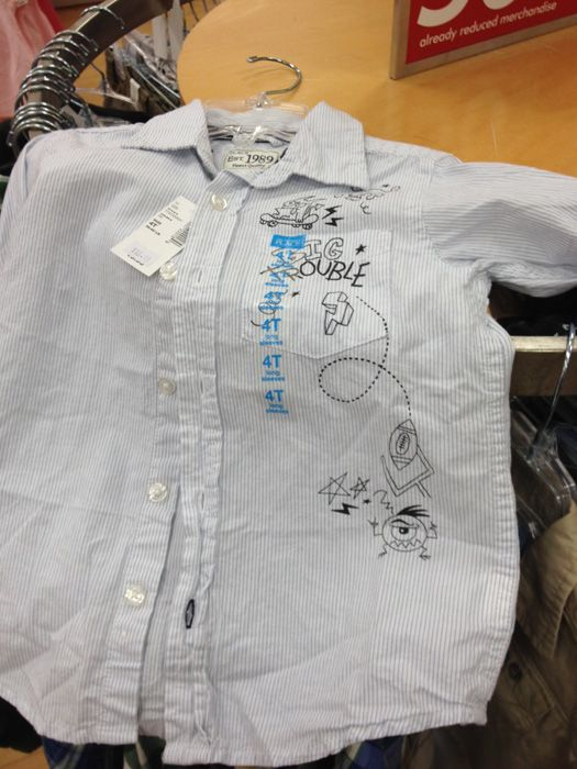 Clothing Store The Childrens Place Imagery One Eye Symbolism