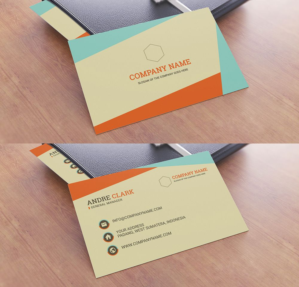 High Chai Business Card Templates Designed By Andre Dezain