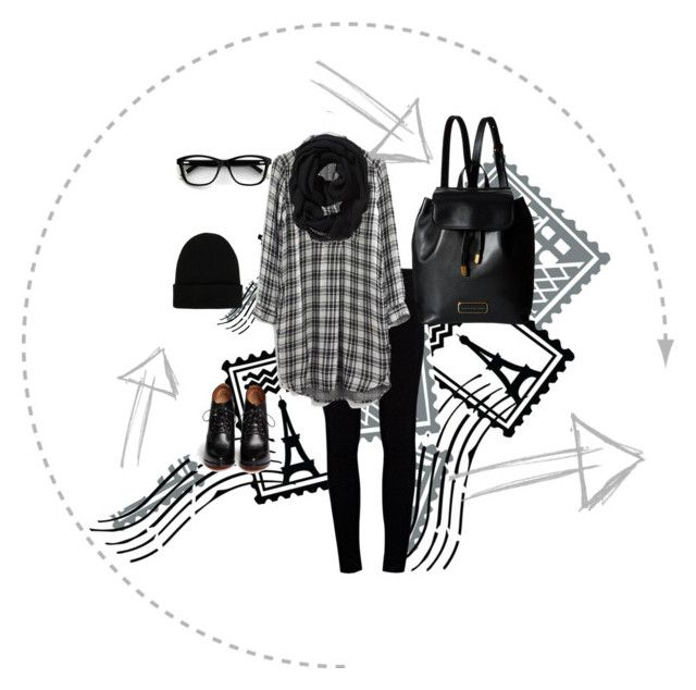 """""""Untitled #56"""" by fjasmine ❤ liked on Polyvore featuring Dot & Bo, J Brand, Madewell, Givenchy, Marc by Marc Jacobs, Old Navy and NLY Accessories"""